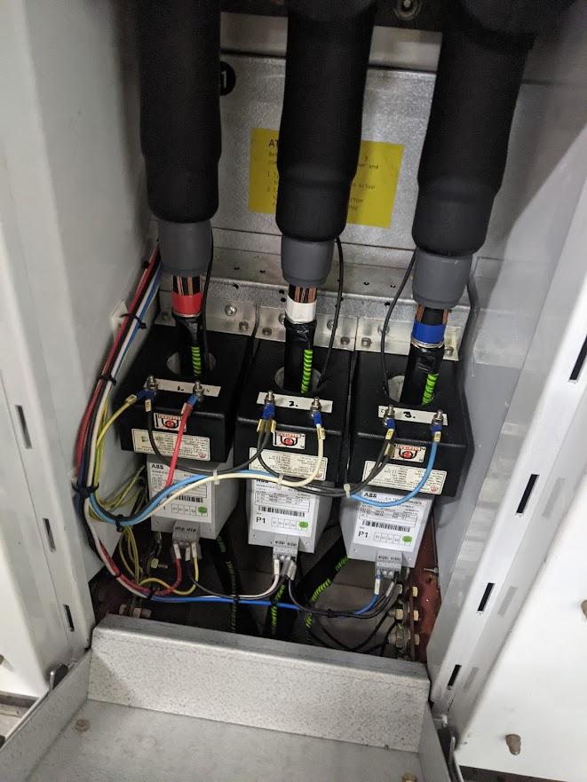 high voltage audit
